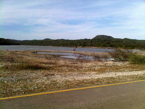 Ramsar site on Salina Gotomeer (Photo by Jerry Ligon)